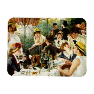 Renoir Luncheon of the Boating Party Magnet
