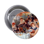 Renoir - Luncheon of the Boating Party Pin