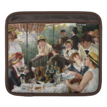 Renoir: Luncheon of the Boating Party Sleeve For iPads