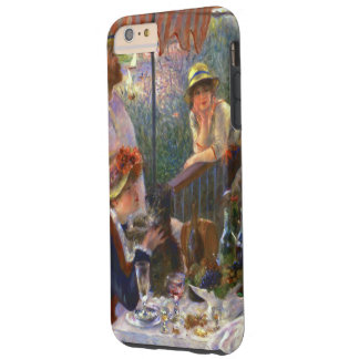 Renoir Luncheon of the Boating Party Tough iPhone 6 Plus Case