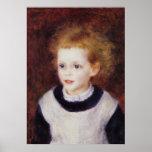Renoir - Margot Berard Poster