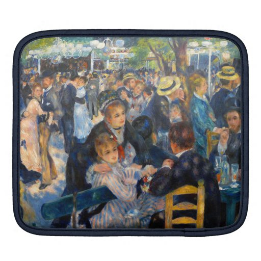 Renoir Moulin De La Galette Sleeve For iPads
