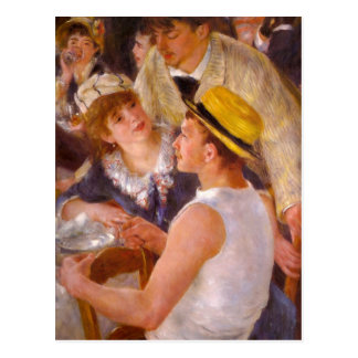 Renoir Painting Post Cards