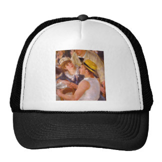 Renoir Painting Trucker Hat