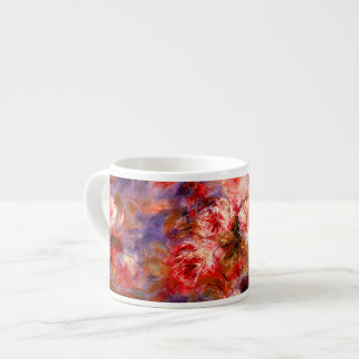Renoir: Roses by the Window Espresso Cup