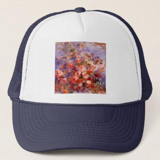 Renoir: Roses by the Window Trucker Hat