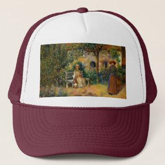 Renoir: Scene of the Garden in Brittany Trucker Hat