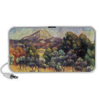 Renoir: Soporte Sainte-Victoire iPhone Altavoces