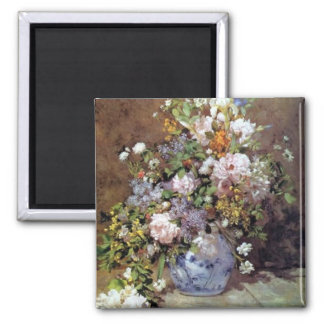 Renoir - Spring Bouquet Magnet