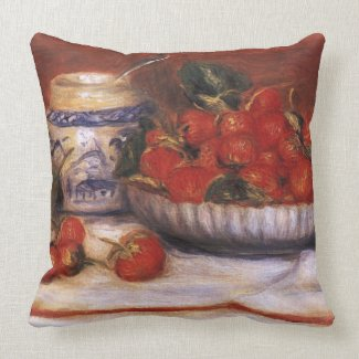 Pierre-Auguste Renoir: Strawberries