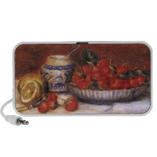 Renoir: Strawberries iPod Speakers