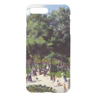 Renoir - The Champs-Elysees during the Paris Fair iPhone 8 Plus/7 Plus Case