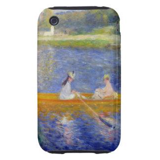 Renoir - The Skiffs iPhone 3 Tough Cover