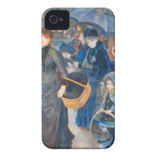 Renoir - The Umbrellas Case-Mate iPhone 4 Cases