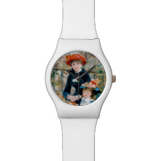 "Renoir ""Two Sisters (On the Terrace)"" Wristwatch"
