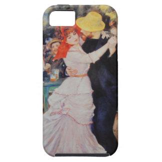 Renoir Vintage Art Dance at Bougival iPhone 5 Cover