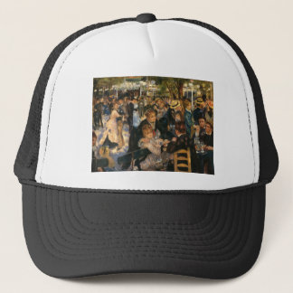Renoir's Bal du   de la Galette (1876) Trucker Hat