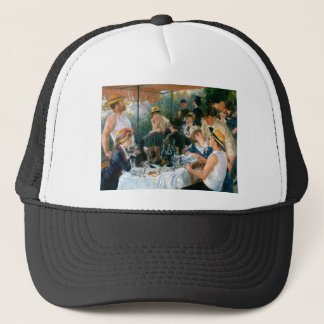 Renoir's Luncheon of the Boating Party (1881) Trucker Hat