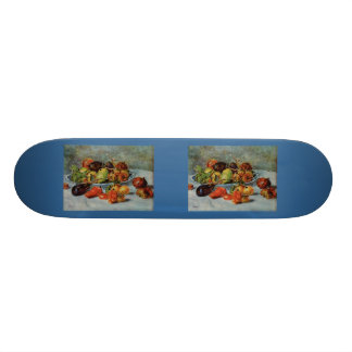 Renoir's Still Life with Mediterranean Fruit, 1911 Skate Board