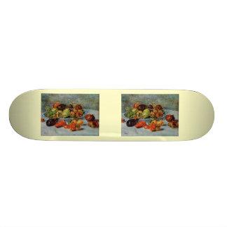 Renoir's Still Life with Mediterranean Fruit, 1911 Skate Decks