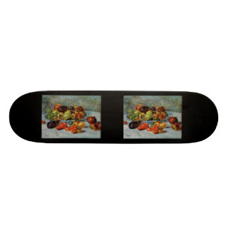 Renoir's Still Life with Mediterranean Fruit, 1911 Skate Deck