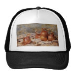 Renoir's Still Life with Onions (1881) Hat
