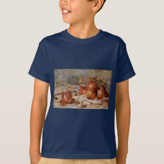 Renoir's Still Life with Onions (1881) T-Shirt