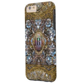 Renoirste Baroque Monogram Plus iPhone 6 Plus Case