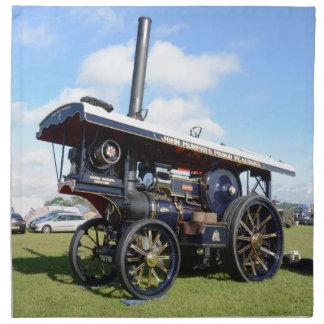 Renombre del motor de tracción servilletas imprimidas
