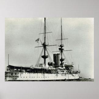 Renombre histórico del HMS de las naves Posters