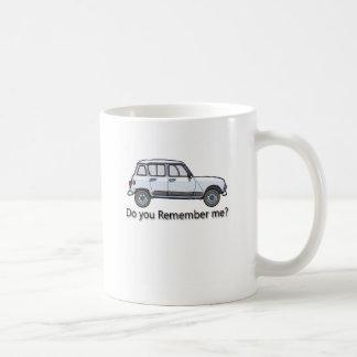 renoult 4 coffee mug