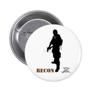 Renovado Pin Redondo 5 Cm