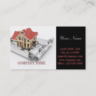 Renovation business cards templates zazzle renovation home remodeling contractor construction business card colourmoves