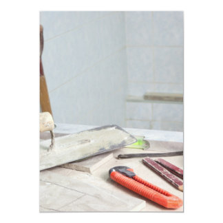 Renovation site card