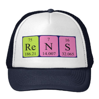 Rens periodic table name hat