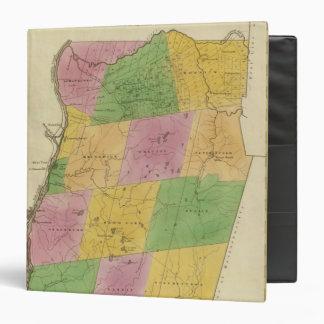 Rensselaer County Binder