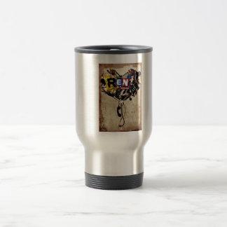 Rent - travel mug