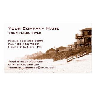 Rental Real Estate Business Card