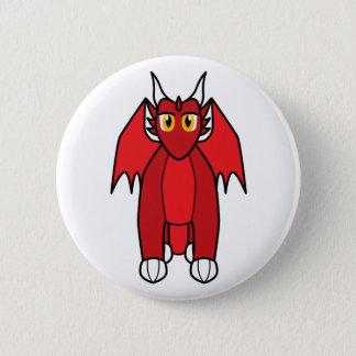 Renthmalan the Ruby Dragon Button