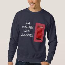 Rentrrée avzc le Back to school sweatshirt
