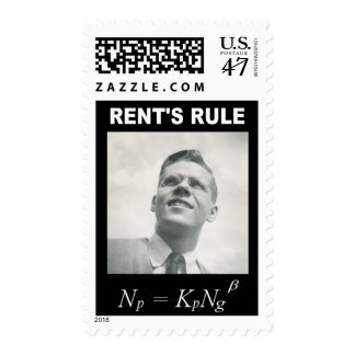 RENT'S RULE STAMP