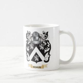 Renus Coat of Arms (Family Crest) Classic White Coffee Mug