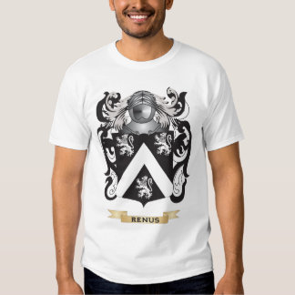 Renus Coat of Arms (Family Crest) Shirts