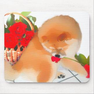 RENY heARTdog chow Mousepad