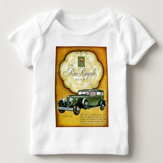 Reo Royale Eight Baby T-Shirt