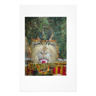 Reog Ponorogo In East Java Indonesian culture Stationery