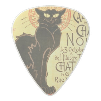 Reopening of the Chat Noir Cabaret, 1896 (colour l Acetal Guitar Pick
