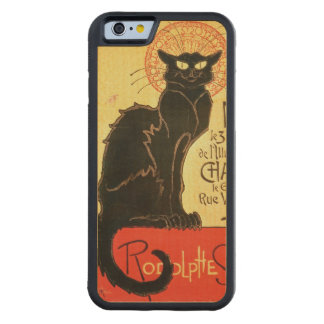 Reopening of the Chat Noir Cabaret, 1896 (colour l Carved® Maple iPhone 6 Bumper