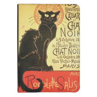 Reopening of the Chat Noir Cabaret 1896 colour l Kindle 4 Case