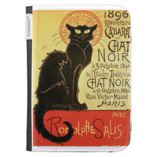 Reopening of the Chat Noir Cabaret 1896 colour l Kindle Keyboard Covers